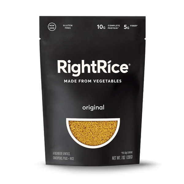 Right Rice, Rice Made From Vegetables Original 7 oz