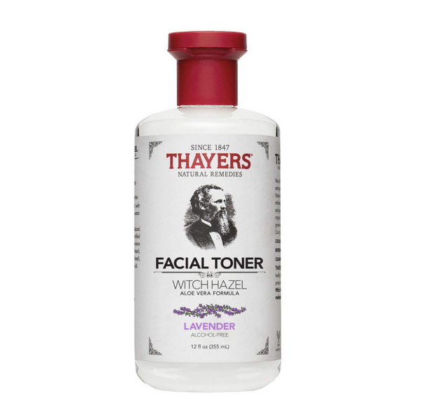 Thayers, Witch Hazel Alcohol-Freel Toner with Aloe Vera Formula Lavender 335ml