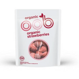 OOB Organic, Organic Strawberries 500g (Frozen)