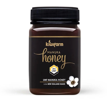 Kiwi Farm, Manuka Honey UMF +20 500g