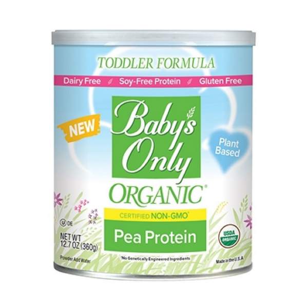 Baby's Only, Organic Pea Protein Formula 12.7oz