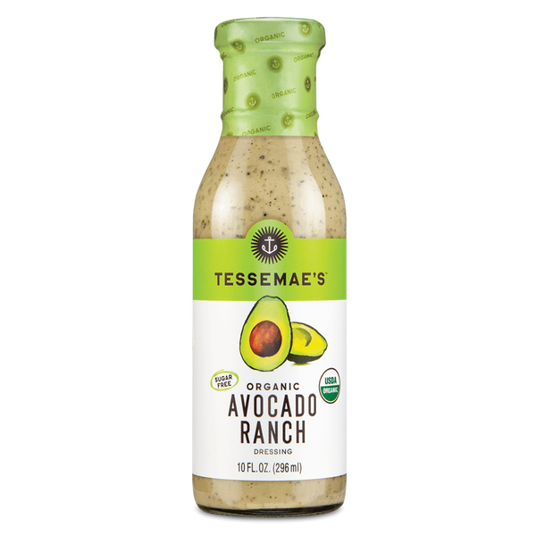 Tessemae's, Organic Avocado Ranch 10oz (Chill)