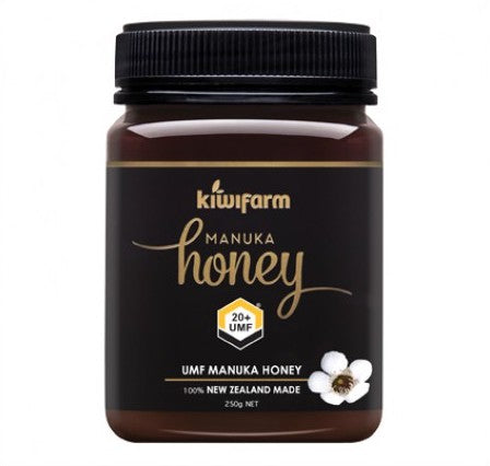 Kiwi Farm, Manuka Honey UMF +20 250g