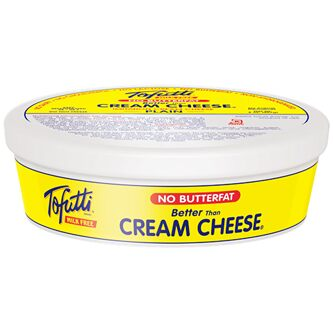 Tofutti, Better Than Cream Cheese Plain 8oz (Chill)