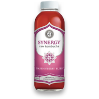 GT'S, Kombucha Passionberry Bliss 16oz (Chill)