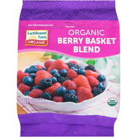 Earthbound Farm, Organic Berry Basket Blend 10oz (Frozen)
