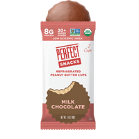 Perfect Bar, Milk Chocolate Peanut Butter Cups 1.4 oz (Chill)