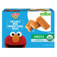 Earth Best, Mini French Toast 8 oz (Frozen)