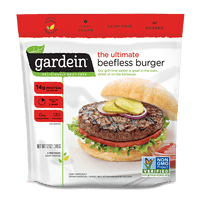 Gardein, Ultimate Beefless Burger 4ct 12oz (Frozen)