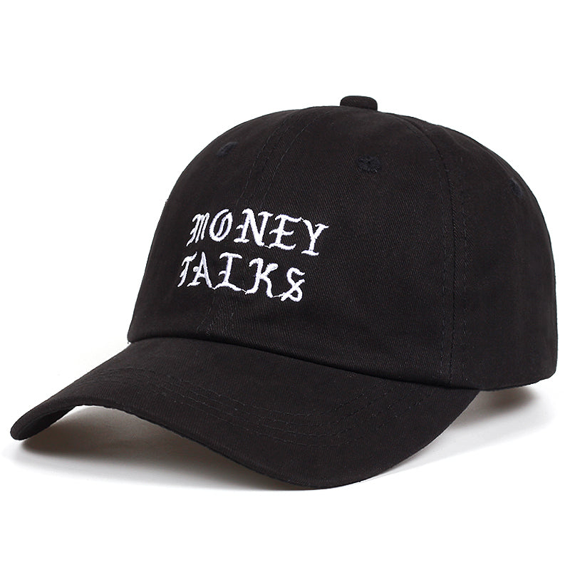 MONEY TALKS DAD HAT