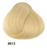 "24"" Clip In Remy Hair Extensions: Monroe Blonde No. 613 - Celebrity Strands  - 2"