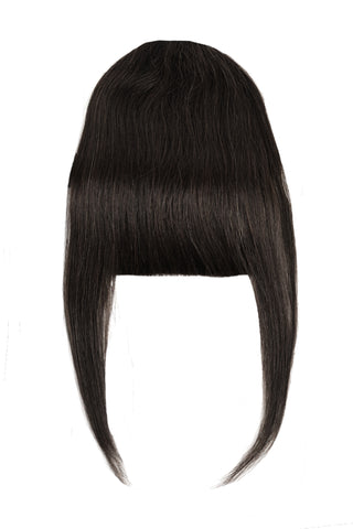 Bang Clip-On Extensions: Color #1B Off Black