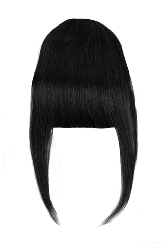 Bang Clip-On Extensions: Color #1 Jet Black