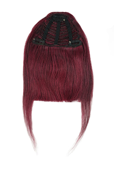 Bang Clip-On Extensions: Color #99J Burgundy