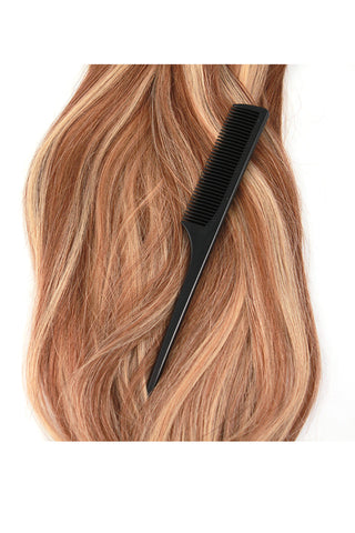 Rat Tail Comb: Black - Celebrity Strands  - 2
