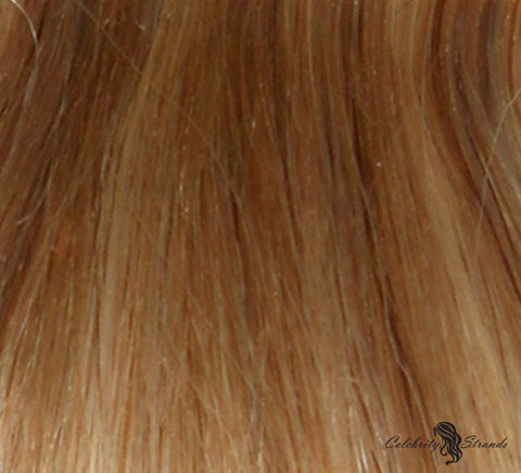 Blonde and Platinum Blonde Mix No. P27-613 Sample - Celebrity Strands