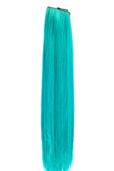 Exotic Flare- Aqua - Celebrity Strands  - 2