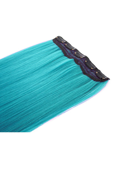 Exotic Flare- Aqua - Celebrity Strands  - 3