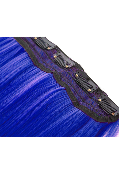 Exotic Flare- Blue - Celebrity Strands  - 2