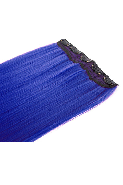 Exotic Flare- Blue - Celebrity Strands  - 4