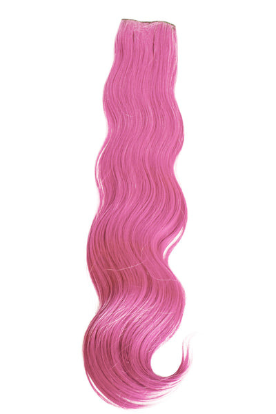 Exotic Flare- Pink Curly - Celebrity Strands  - 2