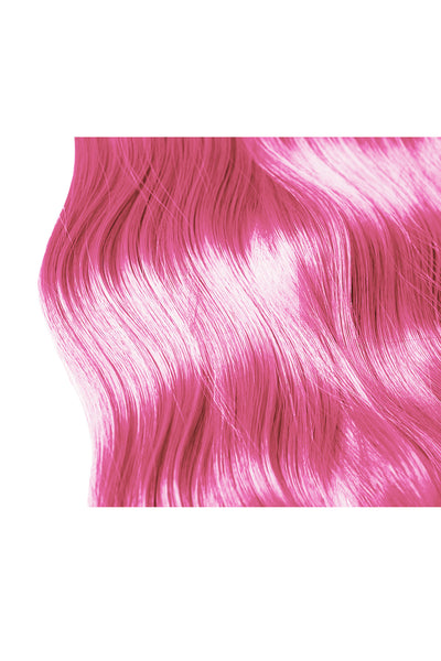 Exotic Flare- Pink Curly - Celebrity Strands  - 3