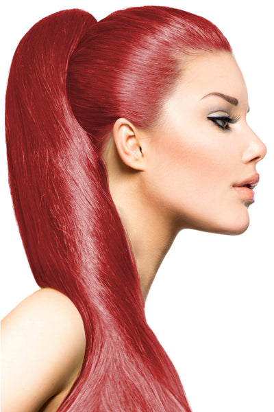 Exotic Flare- Red Curly - Celebrity Strands  - 1
