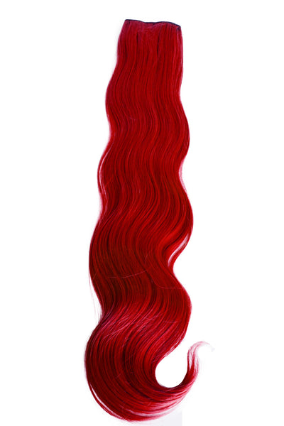 Exotic Flare- Red Curly - Celebrity Strands  - 3
