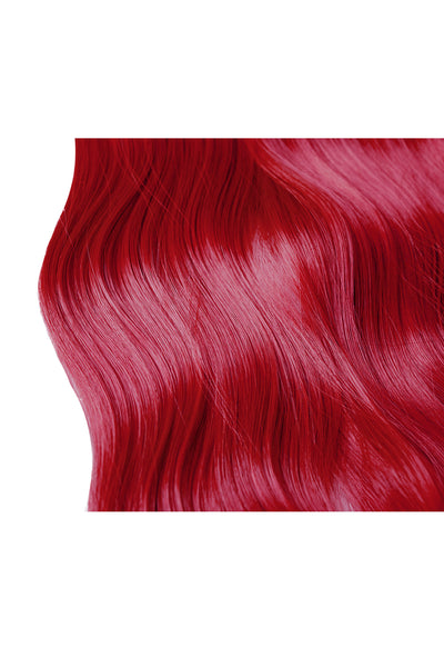 Exotic Flare- Red Curly - Celebrity Strands  - 4