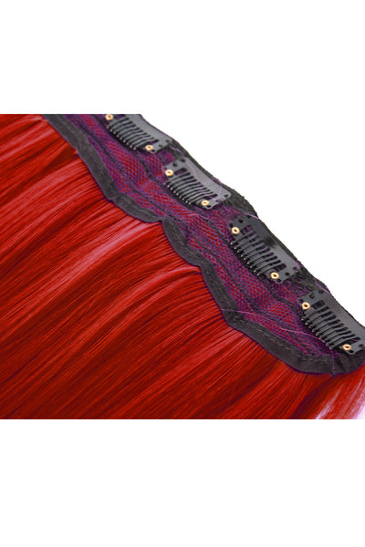 Exotic Flare- Red Curly - Celebrity Strands  - 5