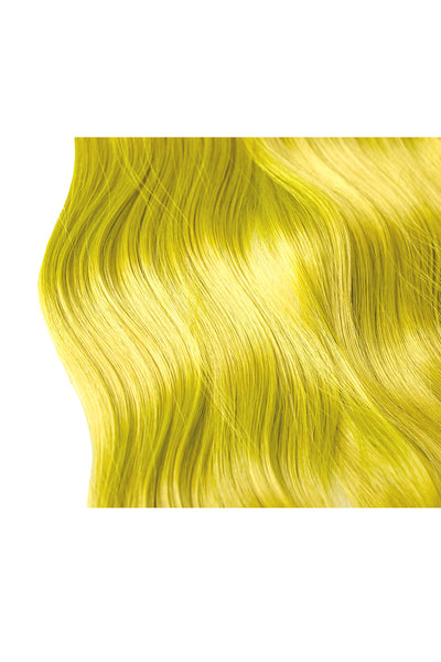 Exotic Flare- Yellow Curly - Celebrity Strands  - 3