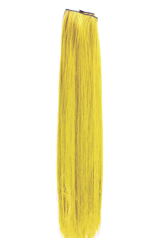 Exotic Flare- Yellow - Celebrity Strands  - 3