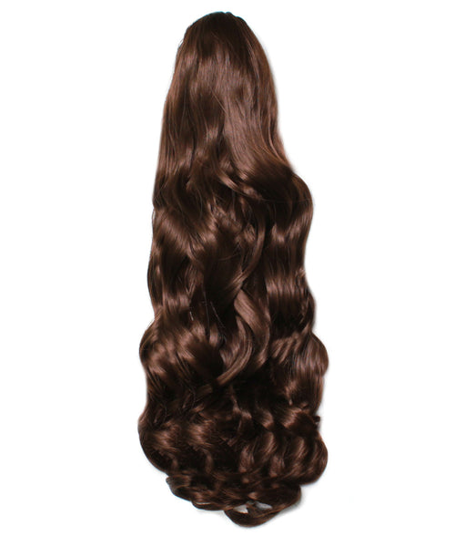 PonyTail Extensions: No 4 Medium Brown