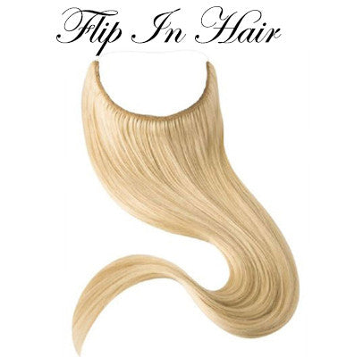 Flip In Hair Extensions