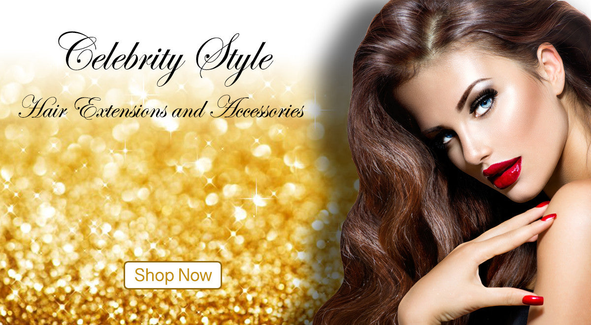 Clip In Hair Extensions And Hair Accessories By Celebrity Strands