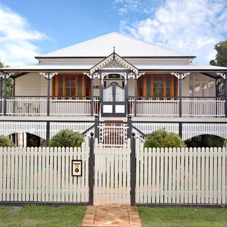 Renovating A Queenslander Home & Lighting