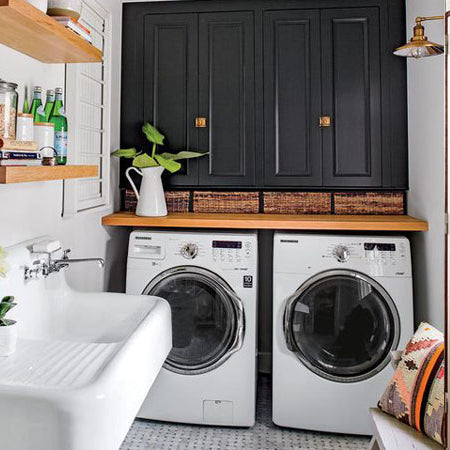 7 Essential Décor Tips for that Perfect Laundry Room