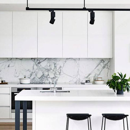 7 Ways to Add More Personality to Your White Kitchen