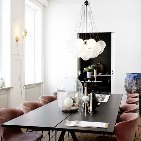 8 Modern Chandeliers That Can Make Any Space Look Chic