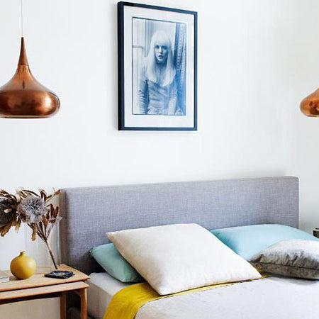 Why Bedside Pendant Lights Are the Perfect Bedroom Lighting
