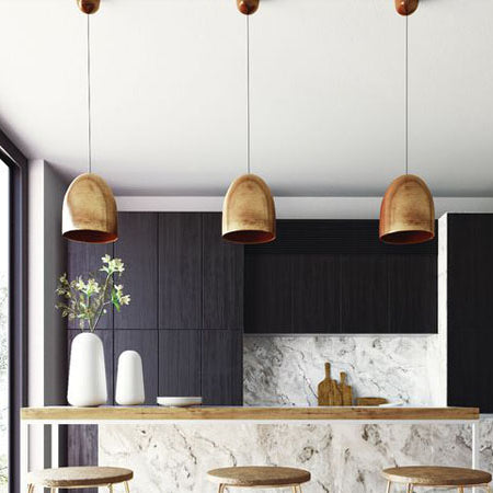 How to Style Your Interiors with The Right Pendant Lighting