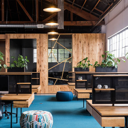Inspiring Office Designs We Love