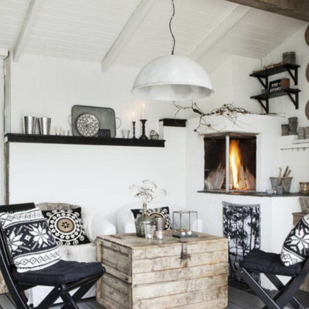 8 Cool Industrial Living Room Ideas to Steal