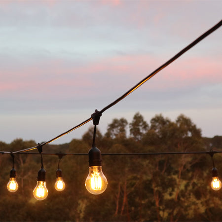 All About Outdoor Festoon Lights