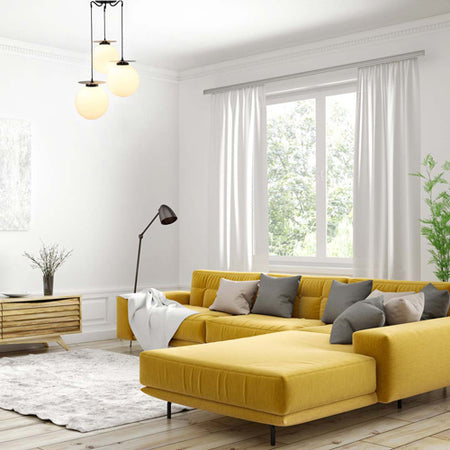 Our Definitive How-to Guide on Living Room Lighting