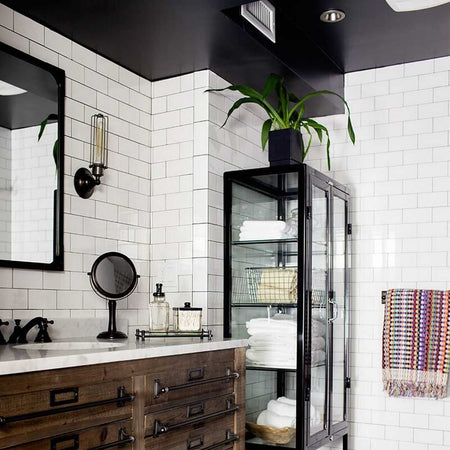 Practical Bathroom Lighting that Looks the Part