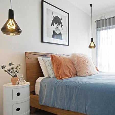 Our Top 5 Bedroom Pendant Light Styles