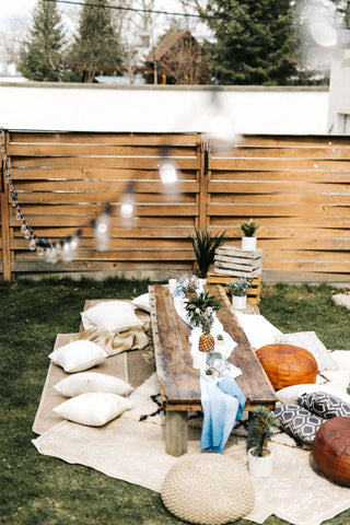 Things You Ll Need For A Foolproof Outdoor Party Fat