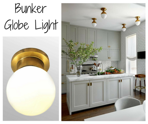 Bunker Globe Light