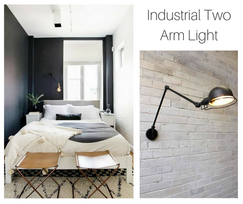 Industrial Two Arm Light